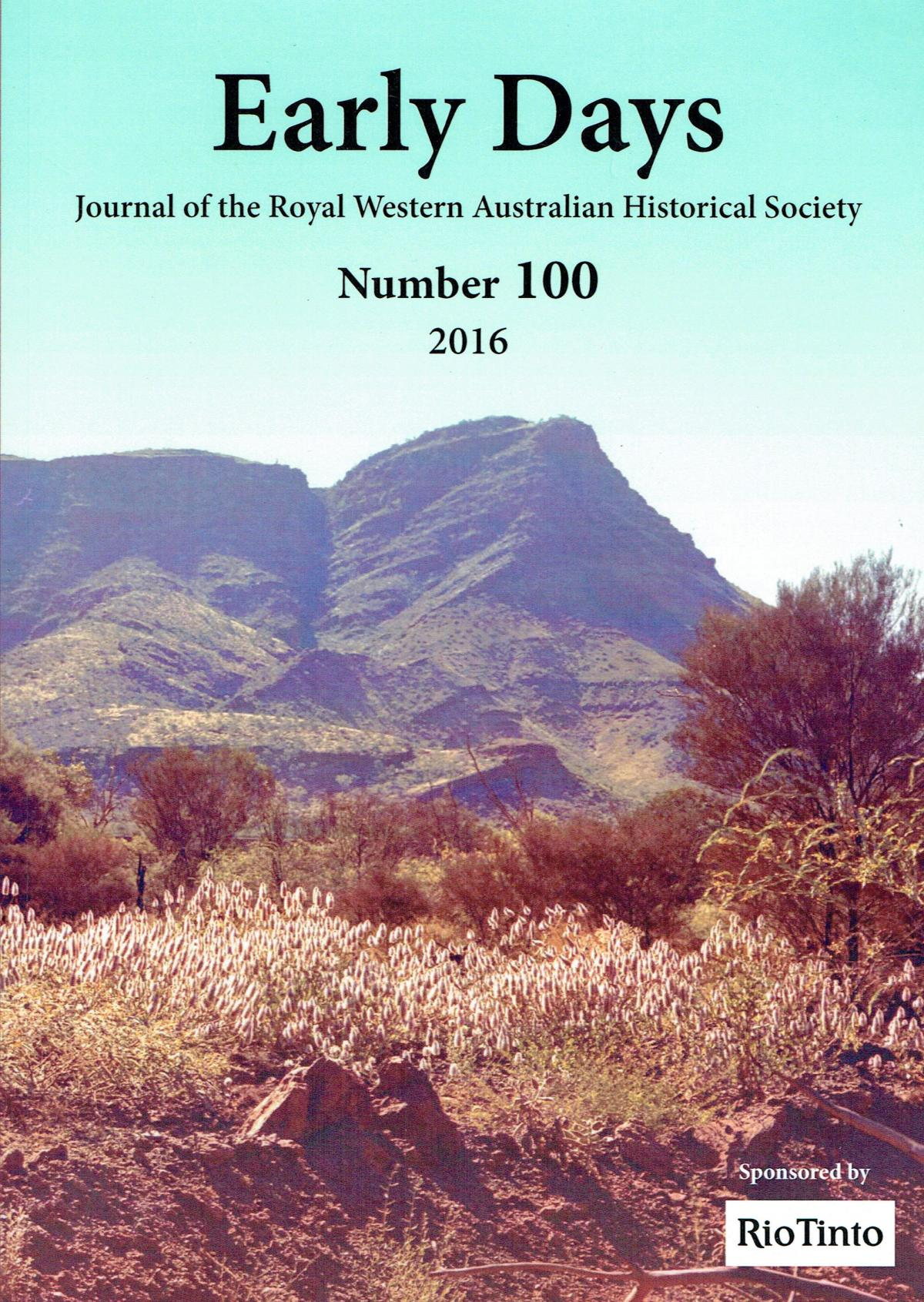 Early Days 100th Edition
