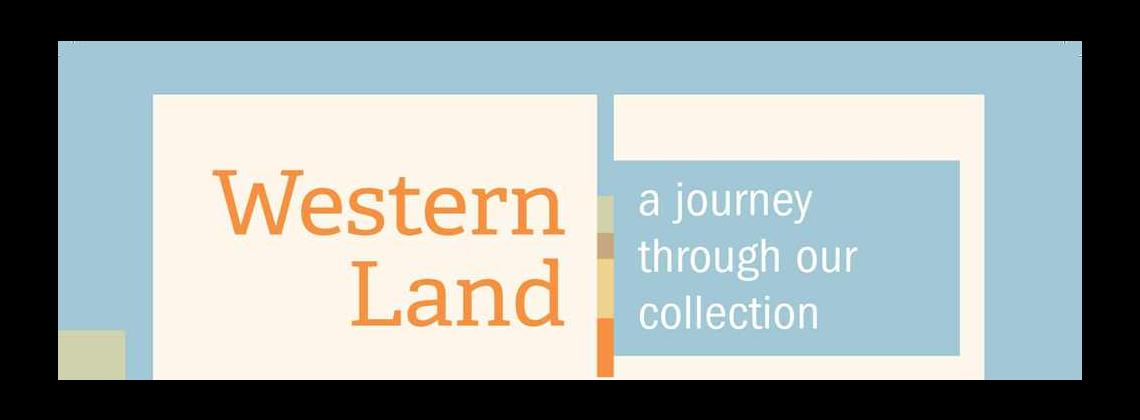Western Land Exhibition Community Talks Program