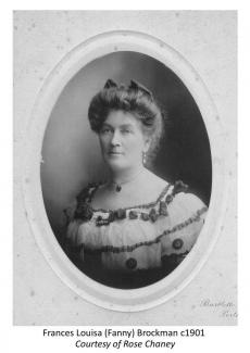 Frances Louisa Brockman