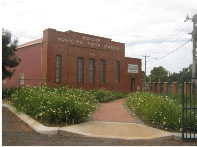 Eastern Goldfields Historical Society Building