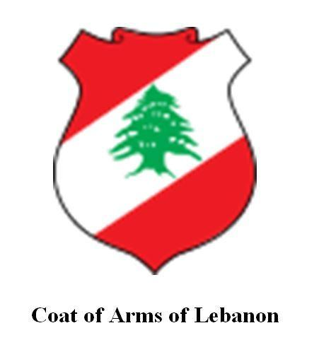 Lebanese Coat of Arms